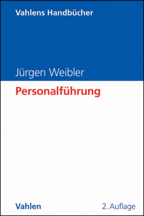 Personalführung cover