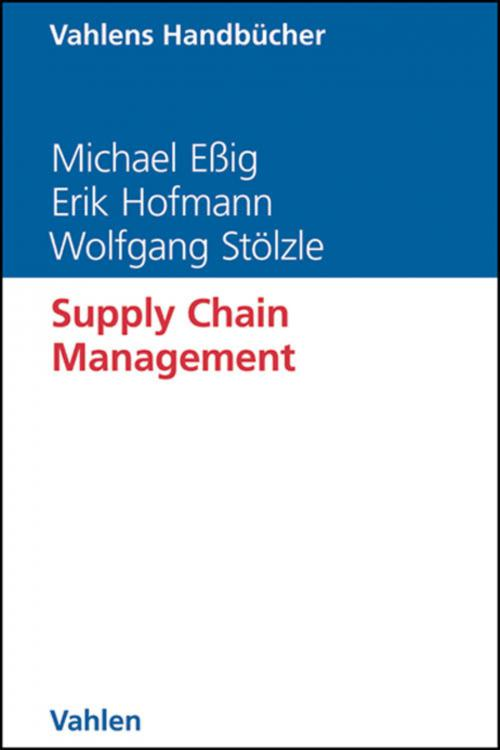 Supply Chain Management cover