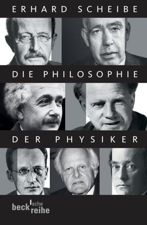 Die Philosophie der Physiker cover