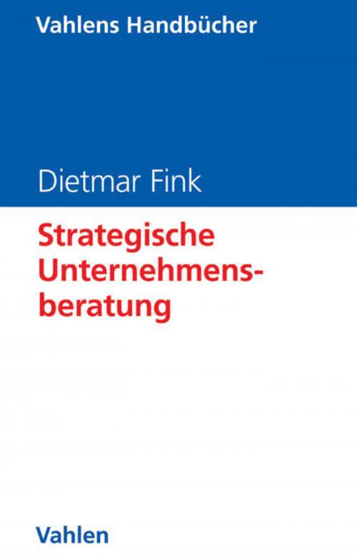 Strategische Unternehmensberatung cover