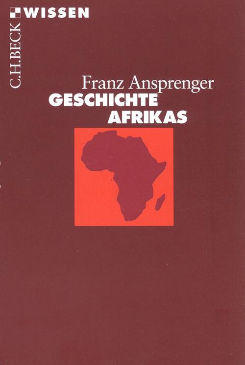 Geschichte Afrikas cover