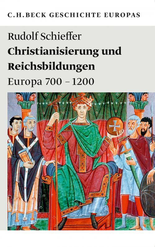 Christianisierung und Reichsbildungen cover