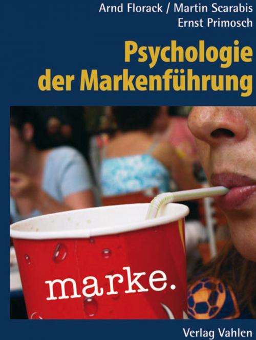Psychologie der Markenführung cover
