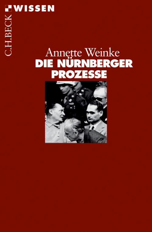 Die Nürnberger Prozesse cover