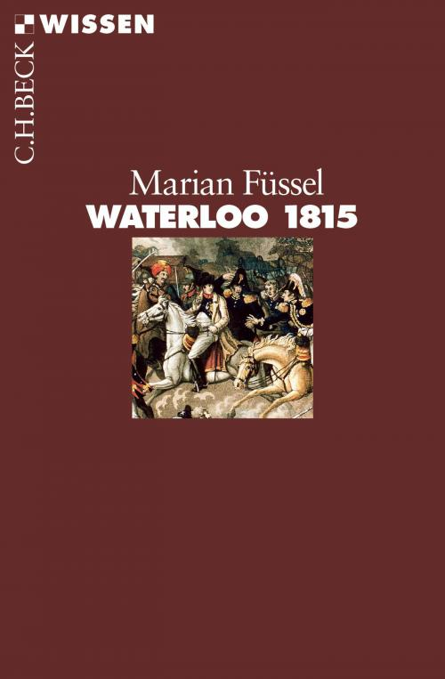 Waterloo 1815 cover