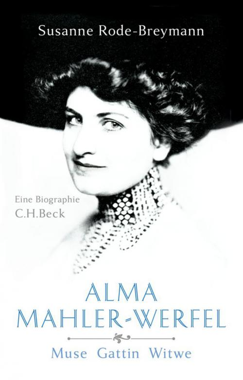 Alma Mahler-Werfel cover
