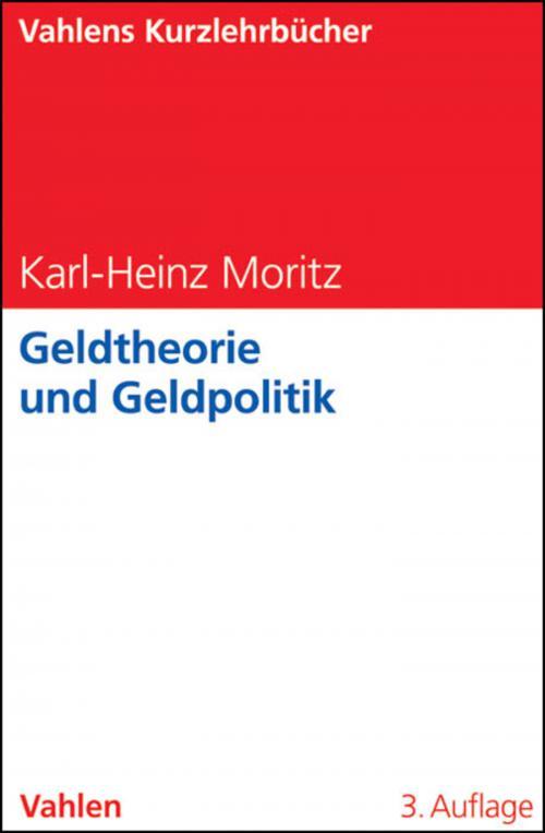 Geldtheorie und Geldpolitik cover