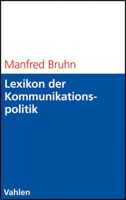 Lexikon der Kommunikationspolitik cover