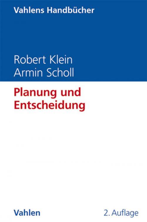 Planung und Entscheidung cover