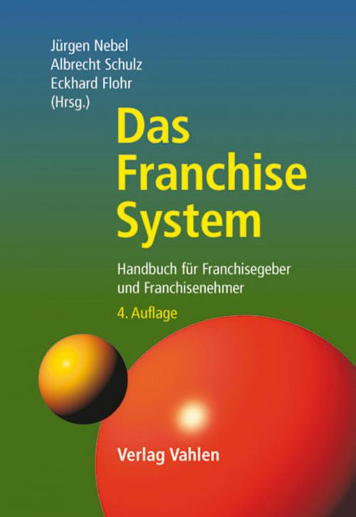 Das Franchise-System cover