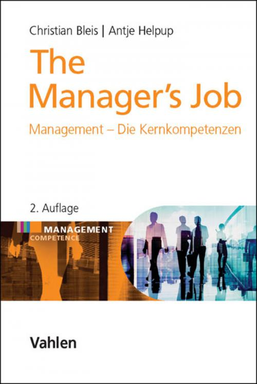 The Manager's Job cover