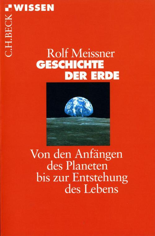 Geschichte der Erde cover