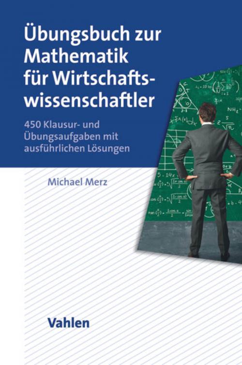 Übungsbuch zur Mathematik für Wirtschaftswissenschaftler cover
