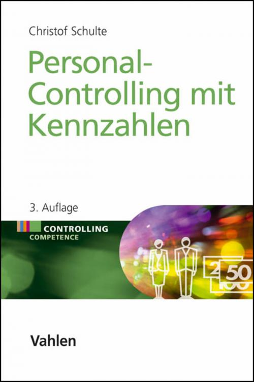 Personal-Controlling mit Kennzahlen cover