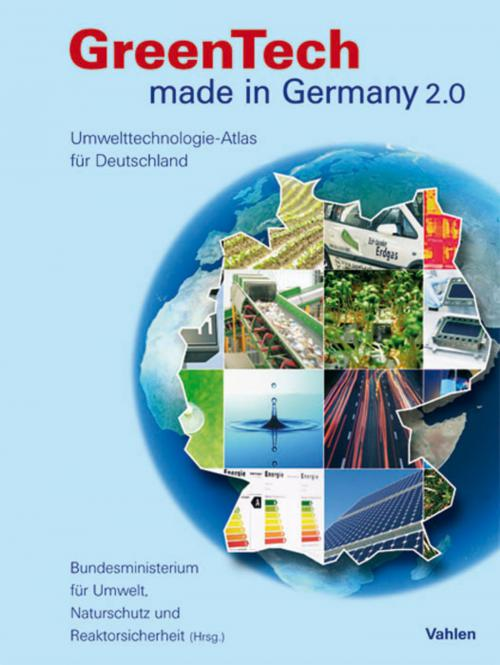 GreenTech made in Germany 2.0 - Deutsche Ausgabe cover