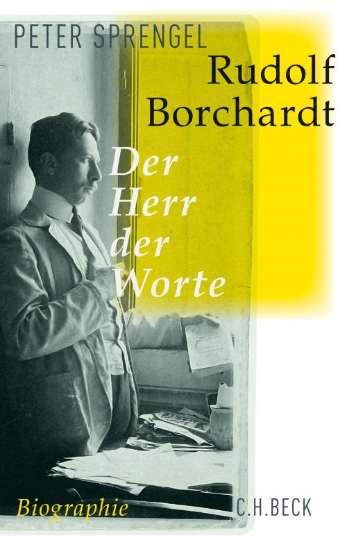 Rudolf Borchardt cover