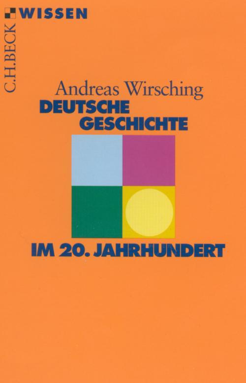 Deutsche Geschichte im 20. Jahrhundert cover