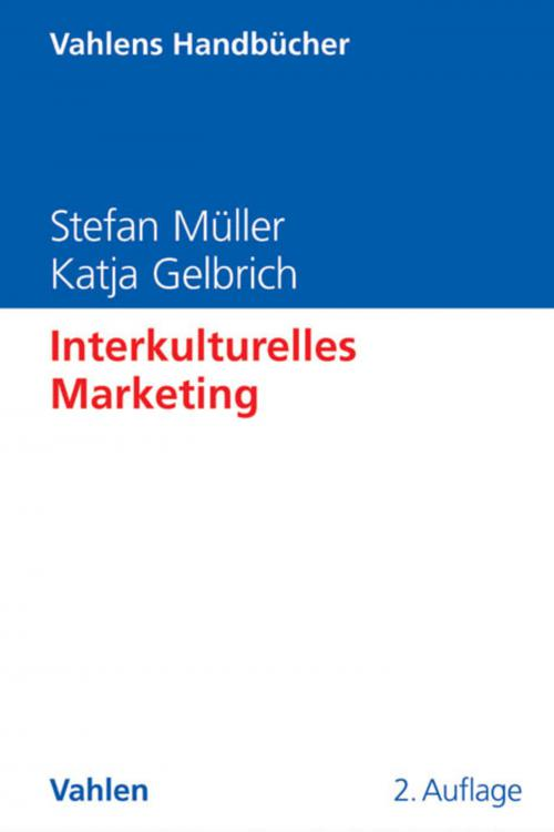Interkulturelles Marketing cover
