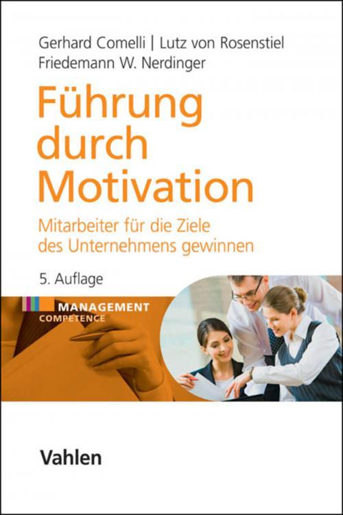 Führung durch Motivation cover