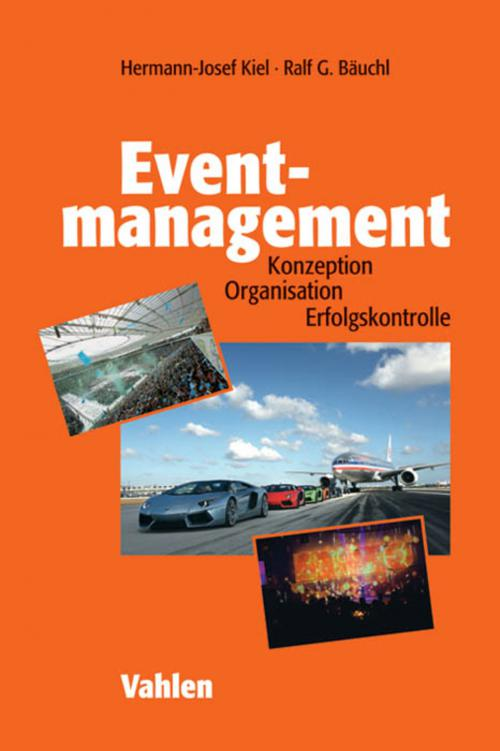 Eventmanagement cover