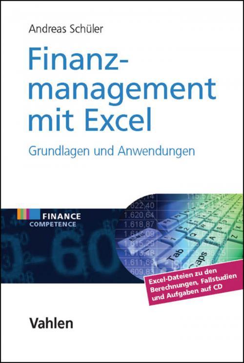 Finanzmanagement mit Excel cover