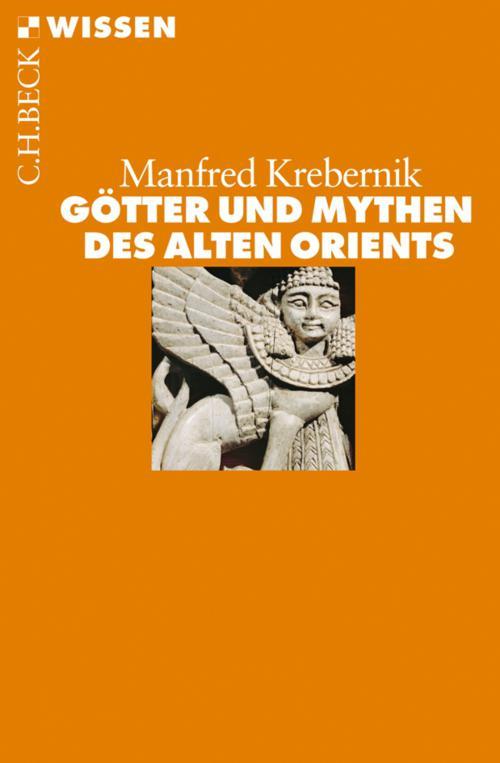 Götter und Mythen des Alten Orients cover