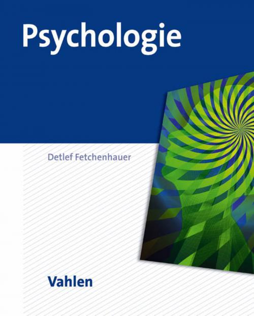 Psychologie cover