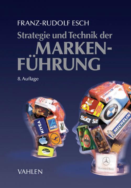 Strategie und Technik der Markenführung cover