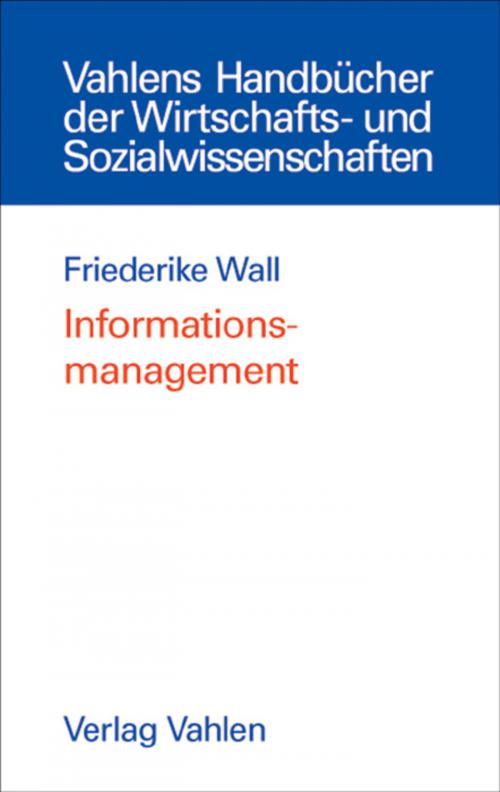 Informationsmanagement cover