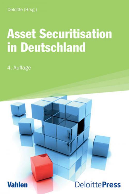 Asset Securitisation in Deutschland cover