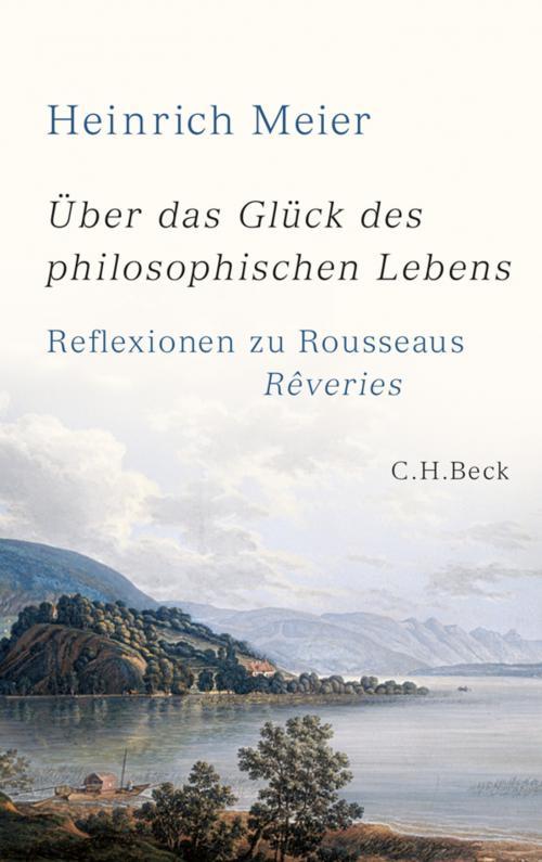 Über das Glück des philosophischen Lebens cover