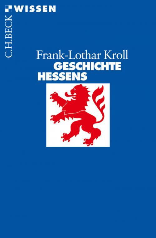 Geschichte Hessens cover