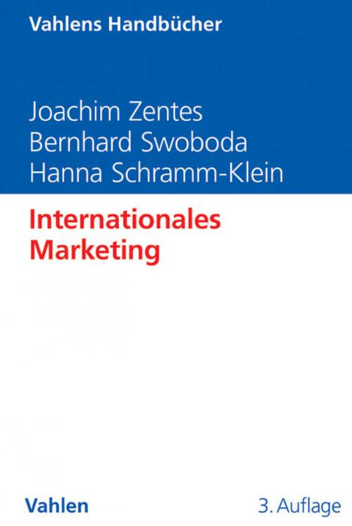 Internationales Marketing cover