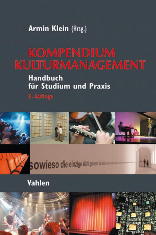 Kompendium Kulturmanagement cover