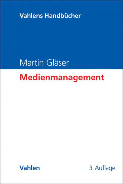 Medienmanagement cover