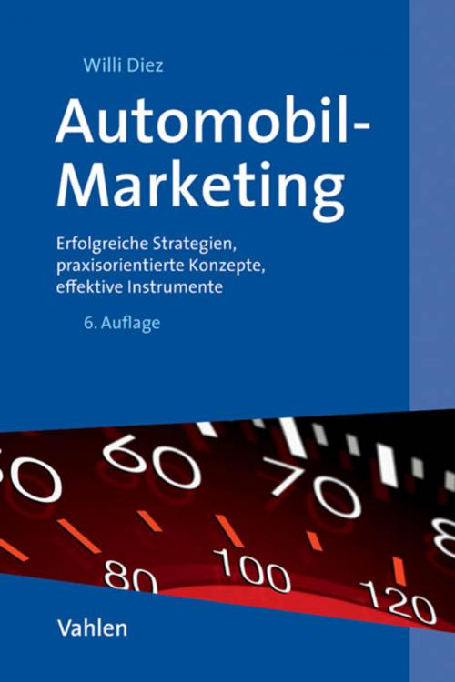 Automobil-Marketing cover