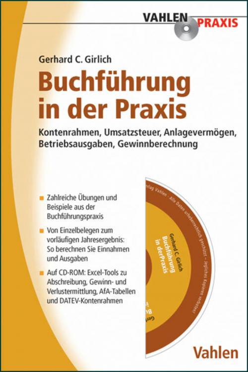 Buchführung in der Praxis cover