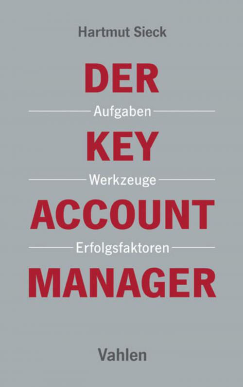 Der Key Account Manager cover