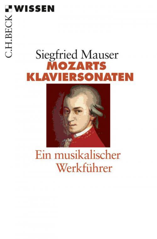 Mozarts Klaviersonaten cover