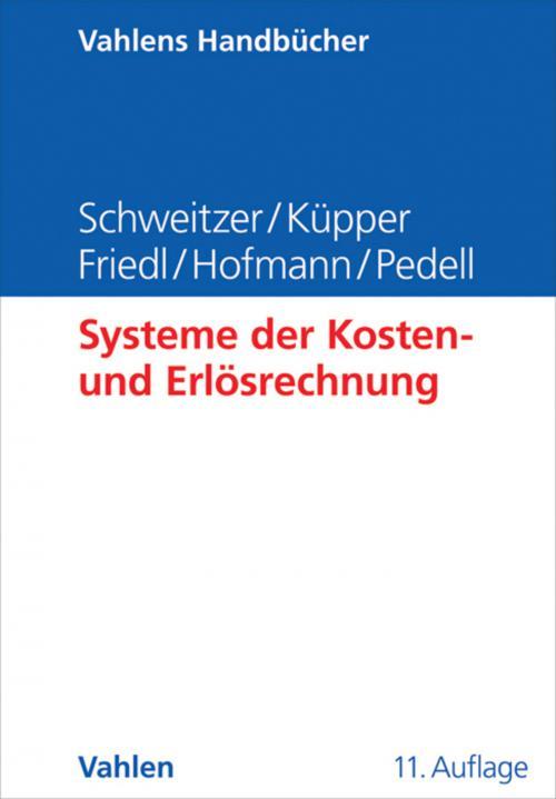 Systeme der Kosten- und Erlösrechnung cover