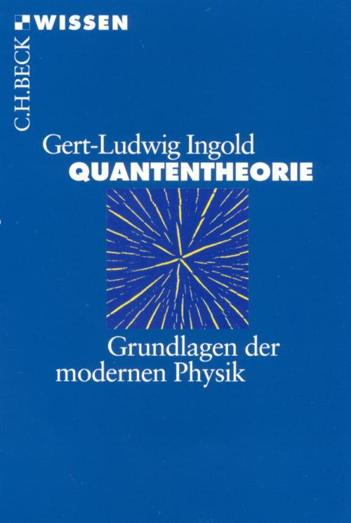 Quantentheorie cover