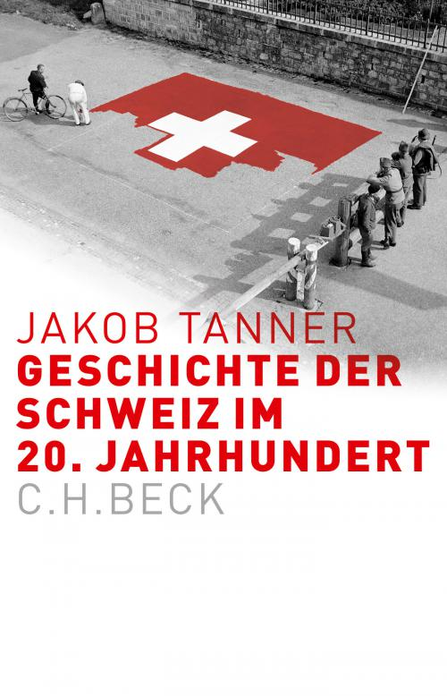 Geschichte der Schweiz im 20. Jahrhundert cover