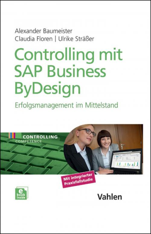 Controlling mit SAP Business ByDesign cover