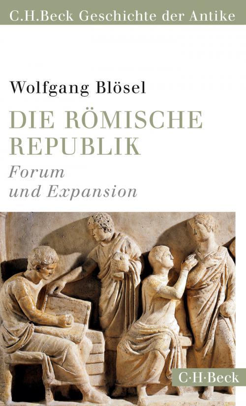 Die römische Republik cover