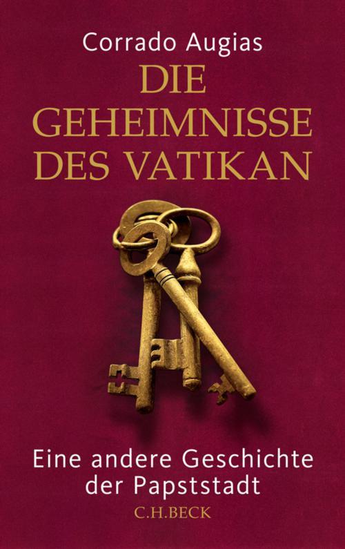 Die Geheimnisse des Vatikan cover