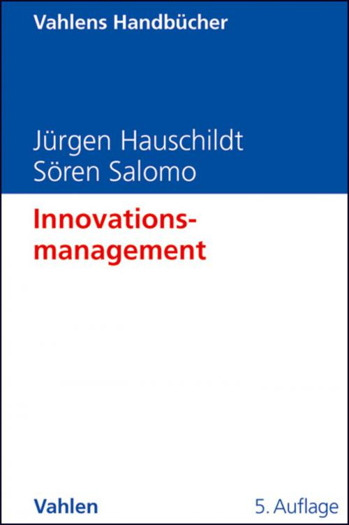 Innovationsmanagement cover