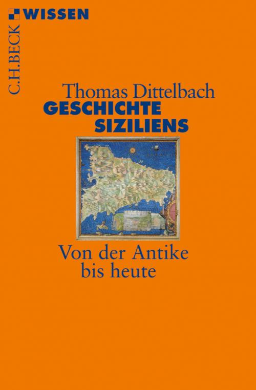 Geschichte Siziliens cover