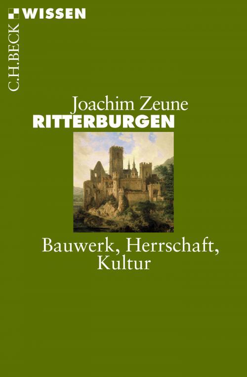 Ritterburgen cover