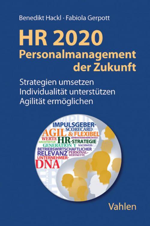 HR 2020 - Personalmanagement der Zukunft cover