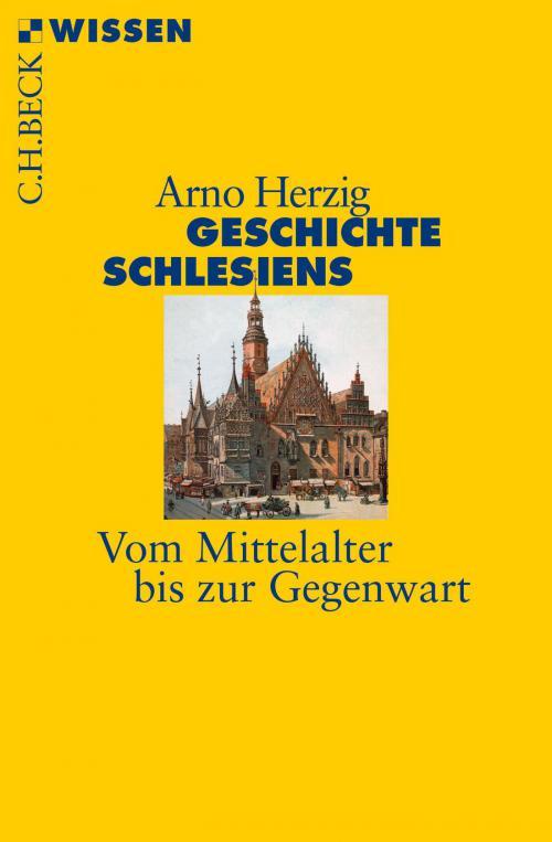 Geschichte Schlesiens cover